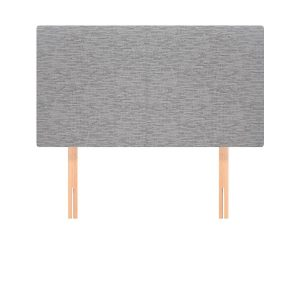BBS1122  Sophie headboard 3ft in grey.