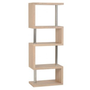 BBS1141  Charisma 3 drawer Shelf in Oak Effect