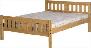 BwBS227  Rio 4Ft6inch Bed