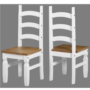 BBS705  CORONA CHAIR PAIR