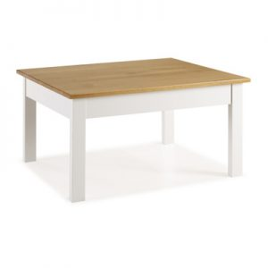 BBS1356  Whitney Coffee Table - White