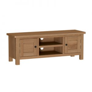 BBS1389  RAO Large TV Unit in Oak.